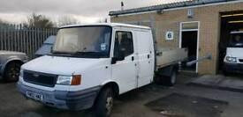 LDV Convoy Crew Cab pickup / flatbed / dropside