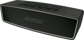 Bose SoundLink Mini ll Speaker Bluetooth (Black)
