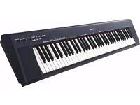 Yamaha Np30s-k Portable Digital Piano (Black)