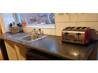 Kitchen work surface