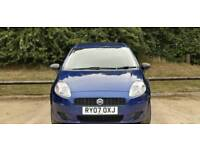 FIAT PUNTO 1.2L 2007 5DOOR 10 SERVICES WARRANTED MILES HPI CLEAR VERY BEAUTIFULEXCELLENT