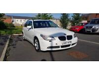 BMW 530D TOURING FAMILY CAR 2007 6 SPEED MANUAL 231BHP VERY FAST CAR SWAP -/+