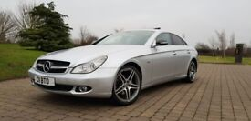 2007 Mercedes-Benz CLS AMG 3.0 CLS320 CDI 7G-Tronic QUICK SALE NEEDED