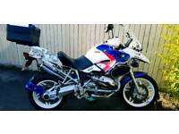BMW R1200GS SWAP for MOTORhome Camper px
