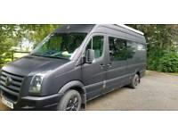 Vw crafter mx van