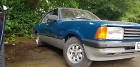 FORD CORTINA CRUSADER 1.6 P/X SWAP FOR FORD SIERRA