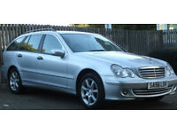 2006 '56' MERCEDES C180 SE AUTO ESTATE - FULL SERVICE HISTORY / EXCELLENT EXAMPLE