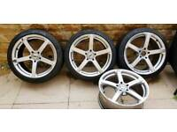 Jade R 18'' Alloy Wheels