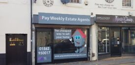 SHOP TO LET**BLACKWELL ST**GROUND FLOOR SHOP**CALL NOW TO VIEW**