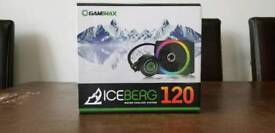 Iceberg 120 CPU water cooler