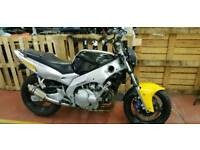 Thundercat streetfighter, years test, superb condition, may px can deliver