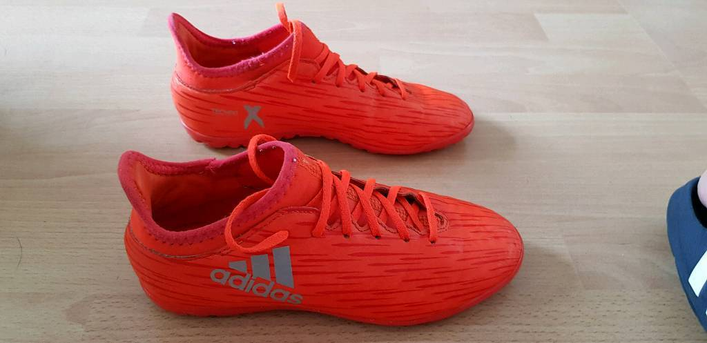 Adidas X 16.3 Astro Turf Trainers  a68bc30492c3