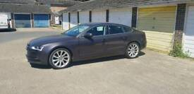 Facelift Audi A5 Sportback in good machanical condition.