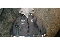 Boys Converse Bomber jacket 3-4 years