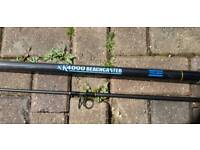 Shakespeare XK4000 12ft Sea Rod