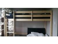 High Single Loft Bed - Brand New
