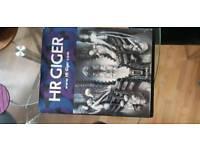Book Hr Giger Taschen