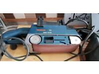 Bosch belt sander110v