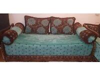 Sofa- 1 Moroccan style sofa
