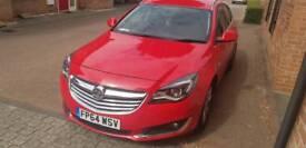 Vauxhall insignia 2.0d ecoflex sport tourer. 40k £20 tax 65+mpg