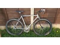 1c115eddd1e Single speed triumph racer bike one off