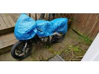 Sold pending collection Aprilia rs125 spares or repair