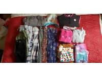 Girls clothing bundle 6-7 years