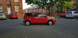 Nissan note 1.5 dci spares or repair