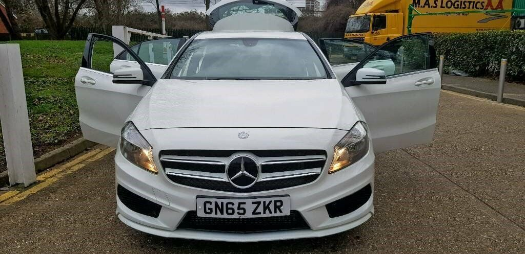 2015 65 MERCEDES A CLASS 1 5 DIESEL MANUAL 5 DOORS WITH ZERO ROAD TAX | in  Southall, London | Gumtree