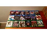 Playstation 4 and xbox one games