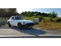 1979 MGB GT Rubber Bumper