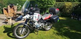 BMW GS 1150 ADVENTURE 2003 TWIN SPARK FULLY FULLY LOADED
