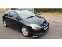 2005 Honda Civic 1.6 i-VTEC Sport 3dr Manual @07445775115