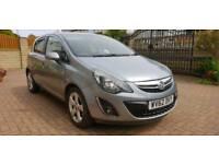 2012 Vauxhall CORSA HATCHBACK 1.4 SXi 5dr [AC] cheap reliable family car