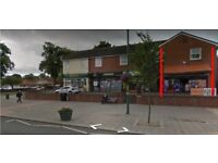 ACOCKS GREEN, WARWICK ROAD, LARGE 1200sqft SHOP TO LET,