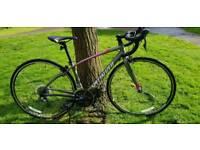 Specialized dolce 2015 road bike