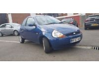 2007 FORD KA 1.3 / VERY CLEAN / PART SERVICE HISTORY / MOT / CHEAP CAR / LOW INSURANCE FOR ONLY £875