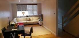 Very nice room in a nice house.