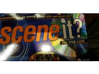 Sceen it dvd game for the family
