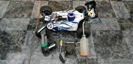 S8 Rebel 1:8th Scale Nitro RC Buggy