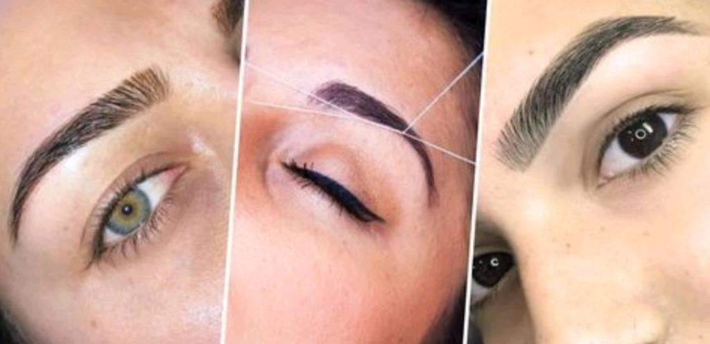 Eyebrow Threadingeyelash Extensions In Southampton Hampshire