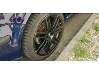 Wheels R18 5x100