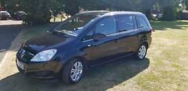 Vauxhall Zafira 1.8 elite - 7 seater