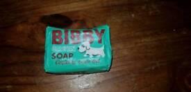 Bibby green soap