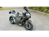 Immaculate CBR600RR 2009 Gunmetal Grey 8900 miles 2 sets of tyres
