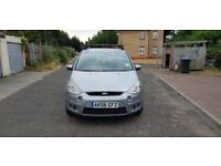 2006 Ford S-Max 2.0 TDCi Zetec 5dr Manual @07445775115