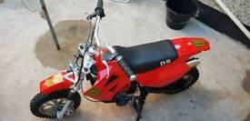 Child's 50cc mini dirt bike