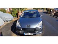 Stunning Peugeot 307S 1.4L 57 Plate for sale