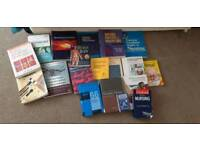 Student nursing books-mental health