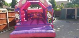 Bouncy castle hire from £50 biggest castles around 16x 16